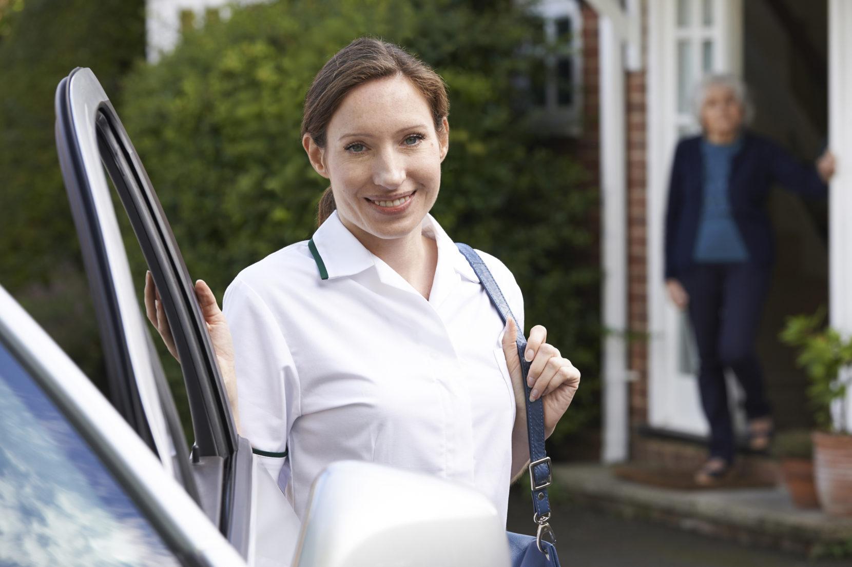 Carsharing für Gesundheitseinrichtungen
