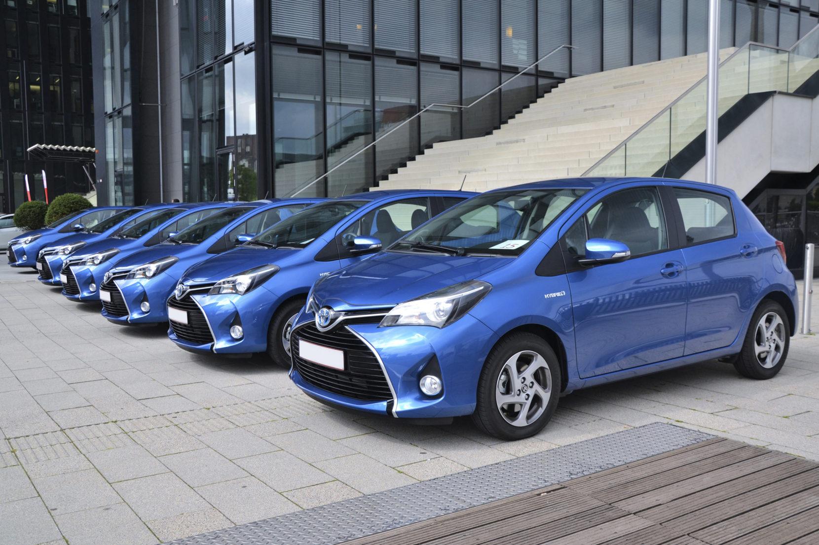 Carsharing für staatliche Stellen