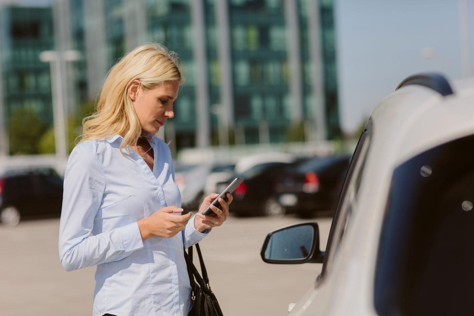 Carsharing für Unternehmen und Organisationen