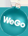 WeGo Kerstbal