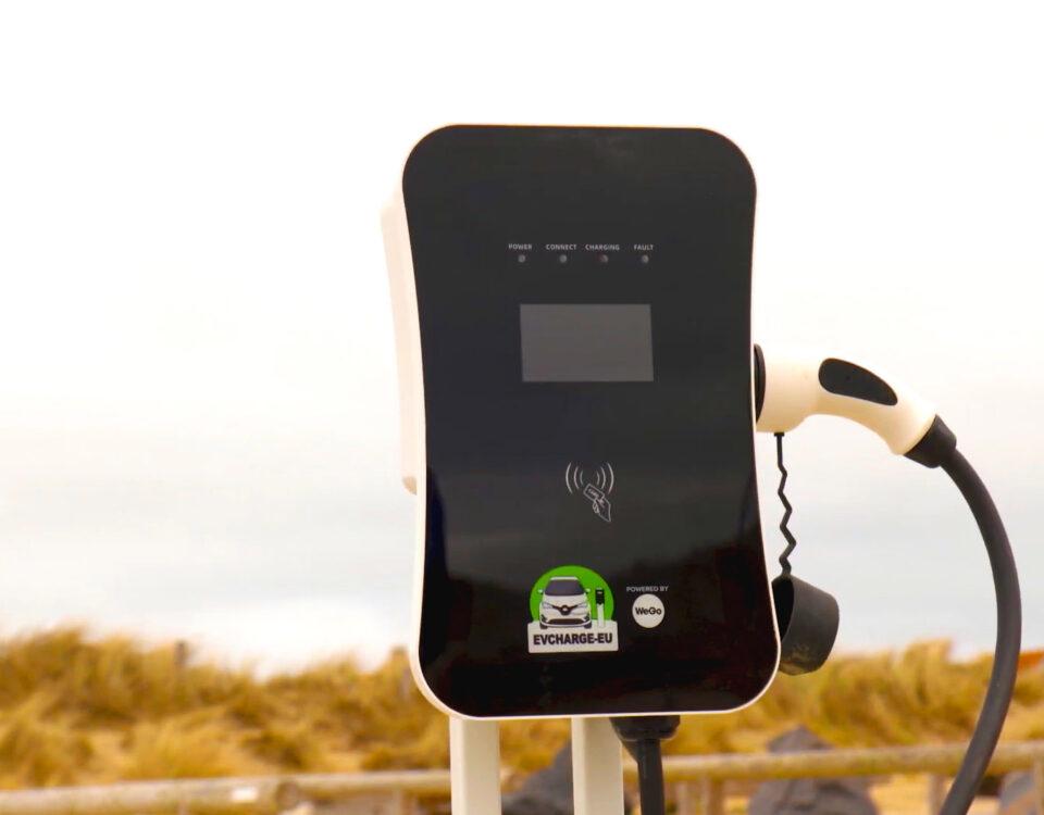 WeGo zet techniek in voor EVcharge-eu laadpalen