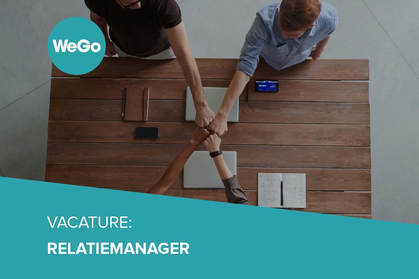 Vacature WeGo Customer Success Manager
