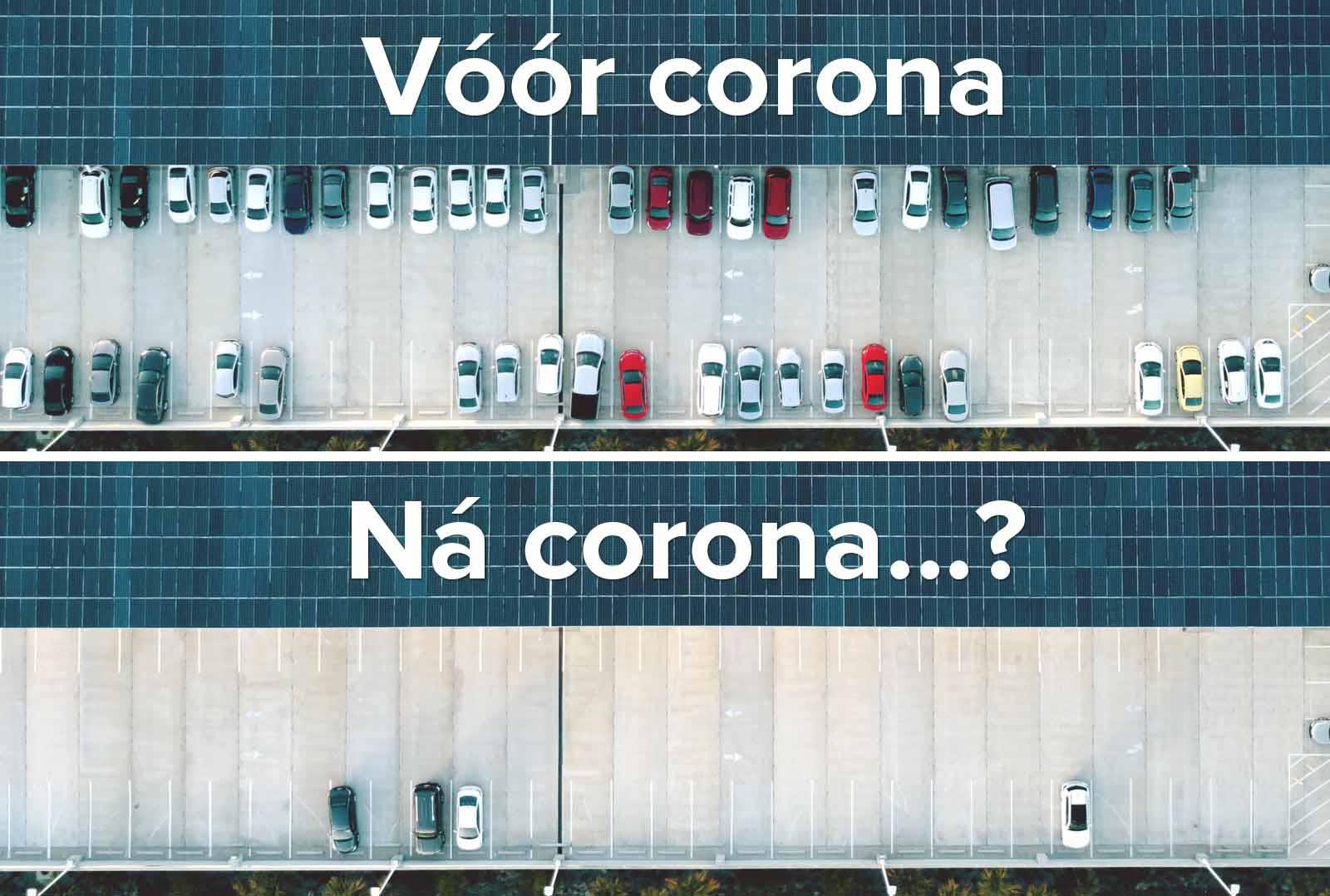 Voor corona, na corona