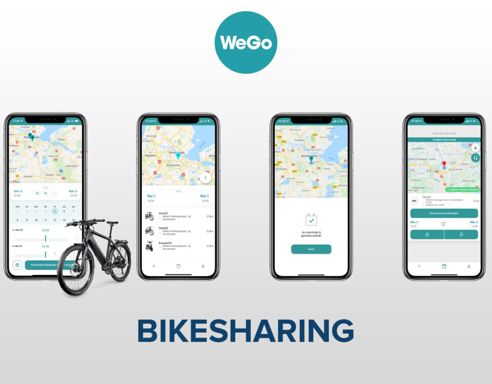 WeGo biedt nu ook fietsdeeloplossing aan